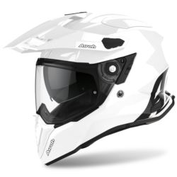 KASK AIROH COMMANDER COLOR WHITE GLOSS XL