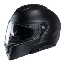 KASK HJC I90 SEMI FLAT BLACK L