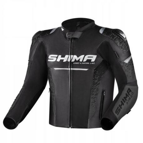 KURTKA SHIMA STR 2.0 BLACK 56