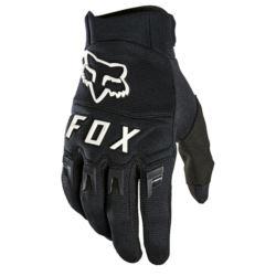 RĘKAWICE FOX DIRTPAW BLACK/WHITE 3XL