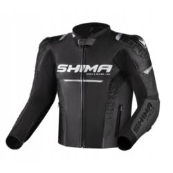 KURTKA SHIMA STR 2.0 BLACK 48