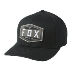 CZAPKA FOX EMBLEM FLEXFIT BLACK L/XL
