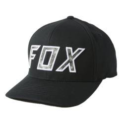 CZAPKA FOX DOWN N DIRTY FLEXFIT BLACK/WHITE L/XL